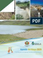 Agenda Del Riego 2025