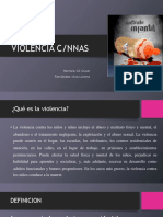 PPT VIOLENCIA