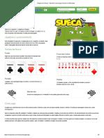 Regras de Sueca - Aprenda Como Jogar Sueca No NetCartas