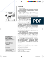Bem-estar Animal - Caderno Tecnico 67