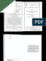 Historia de la Filosofía, Volumen II, Guillermo Fraile