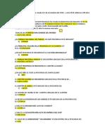 Cuestionario de realidad nacional Ecuador