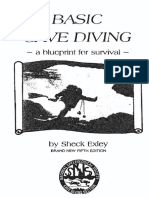 796 - Sheck Exley - Basic Cave Diving for Survival