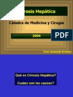 Cirrosis 2006