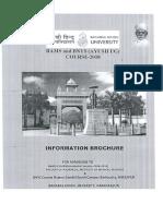 Information Brochure BAMS BNYS1