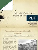 Historia Medicina en Colombia