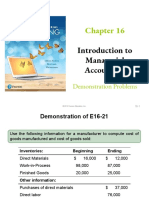 Chapter 16 - Demonstration Problems