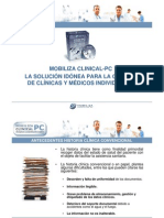 Mobiliza Clinical PC