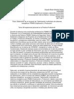 Ensayo Final-Elaboración de Un Proyecto de Optimización Multicriterio de Sistemas Energéticos PEMEX Exploración y Producción