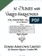 Hymn Arrangements Volume 5 Score