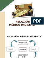 Clase 3 Relacion Medico Paciente