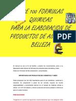 MAS DE 100 MANUAL DE FORMULAS QUIMICAS PARA ELABORACION DE PRODUCTOS.pdf