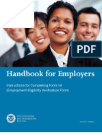 Handbook for Filling I-9