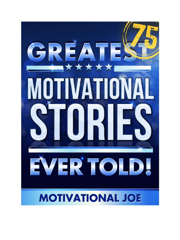 75 Greatest Motivational Stories Ever Told! pdf | Dragon | Gull