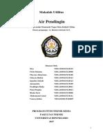 Kelompok 5 - Air Pendingin dan Sistem Pendinginn.docx