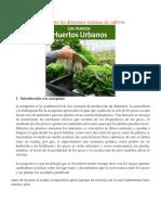 Marco Comparativo Entre Los Diferentes Sistemas de Cultivos