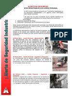 Alerta de Seguridad - Accidentes Con Lesión Personal (2da. Ed.)