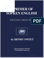 Primer English Spoken book