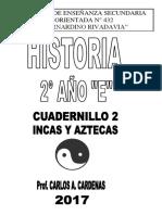 01 - Incas y Aztecas