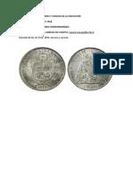 Fuente No 5 Moneda Peruana 1870