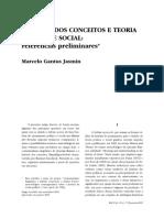 História Dos Conceitos e Teoria Política e Social
