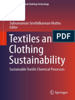 textiles and clothing sustaninability