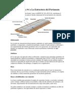 AASHTO 93, 98 y PCA La Estructura Del Pavimento