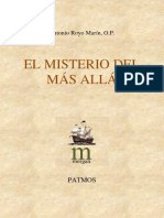 Antonio Royo Marin - El Misterio Del Mas Alla