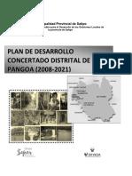 Plan de Desarrollo Concertado Distrital de Pangoa 2008-2021.pdf