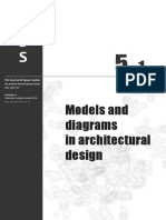 Models and Diagrams in Architectural Design