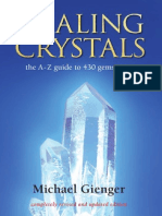 Healing Crystals Michael Gienger