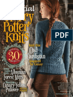 Unofficial Harry Potter Knits Magazine 2013