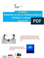 2.TERMO.epe PrimeraLey Sistemas Cerrados