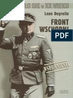 Front Wschodni 1941-1945 - Leon Degrelle