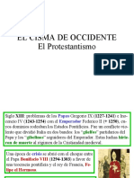 Sisma de occidente primer libro