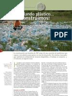 Articulo Reciclando Plastico