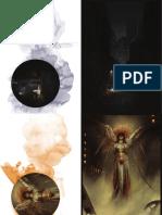 KULT Divinity Lost - Postcards