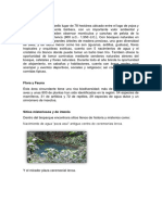 Información Del Parque