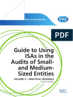 10. IFAC Guide to Using ISAs Vol II 4th Edition (2018)