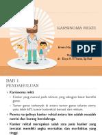 Carsinoma Recti (Lapsus) PPT