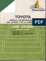 Toyota Manual de Reparacion de Chasis y Carroceria