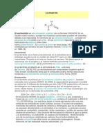 Acrilonitrilo