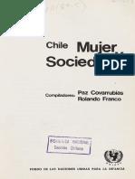 Chile Mujer y Sociedad