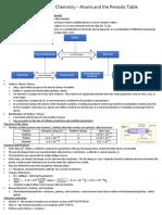 MCAT Gen Chem Notes
