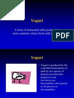 Kuliah Yogurt