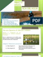 Eca Del Agua - Minería