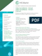 Datasheet Vsis Premium and Standard