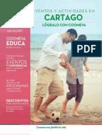 Eventos COOMEVA en Cartago