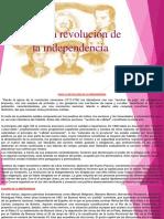Hacia La Revolución de La Independencia Paraguaya