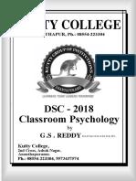 DSC - Classroom Psychology ClassNotes.pdf